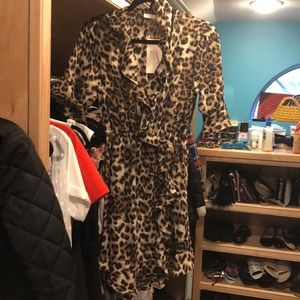 Nasty gal leopard dress